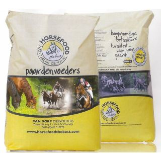 Horsefood Basis-Sport-Pellets (Basis-Sportbrokken)